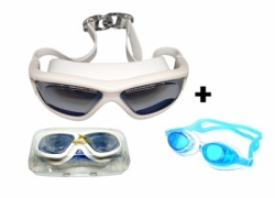 2 LX 017 91102005 goggle adult 2 in 1 speeds balidiveshop 2  large