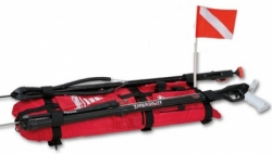 BUOY IMERSION INFLATABLE BOARD BALI DIVE SHOP  large