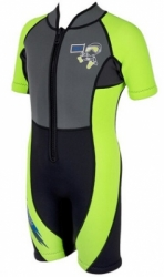 ISTWSK03   short wetsuit ist junior01  large