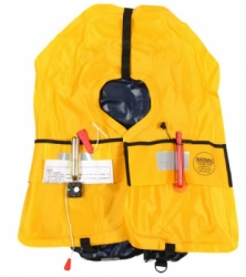 LIFE JACKET INFLATABLE MANUAL SYSTEM BALIDIVESHOP 1  large