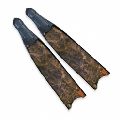 LONG FIN LEADERFINS FIBER EPOXY BROWN CAMO BALIDIVESHOP 20190730085922  large