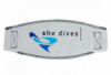 MASK STRAP NEOPRENE MARES SHE DIVE BALIDIVESHOP  medium