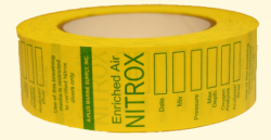 NITROX STICKER ROLL BALIDIVESHOP 1  large