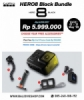 bundelan gopro ripcurl  medium