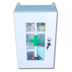 d d 4LIFE WOODEN BOX FIRST AID BALIDIVESHOP  large