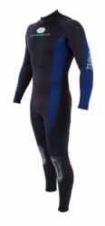 d d long wetsuit tusa 3,25mm 1  large