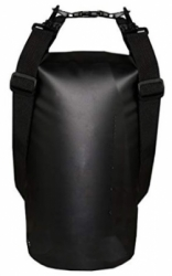 dry bag 10 black  large