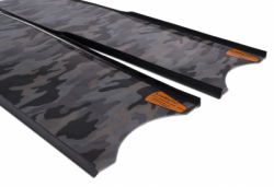 large blade leaderfins fiber epoxy grey camo balidiveshop2