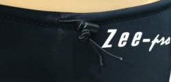 large long pants neoprene 3mm zeepro balidiveshop 2