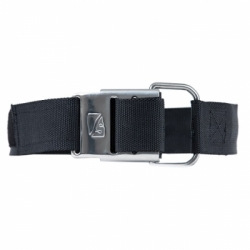 large 2 inch Cam Strap with Stainless Roller Buckle BC2035 Side View