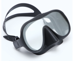 large MASK ZEEPRO M1 FRAMELESS BALIDIVESHOP 2