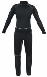 long wetsuit neoprene 5mm  stc balidiveshop 1  large