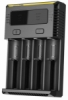 nitecore intellicharger universal battery charger 4 slot for li ion and nimh new i4  medium