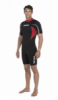 short wetsuit relax seac balidiveshop  medium